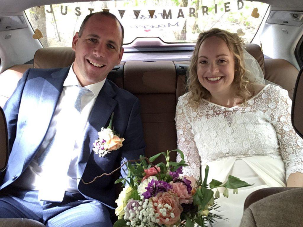 zwangere bruid